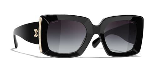 lunettes chanel rectangles